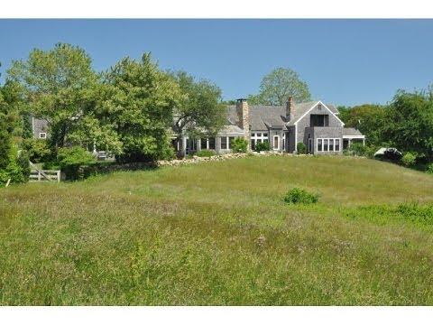 Country Estate on Martha's Vineyard