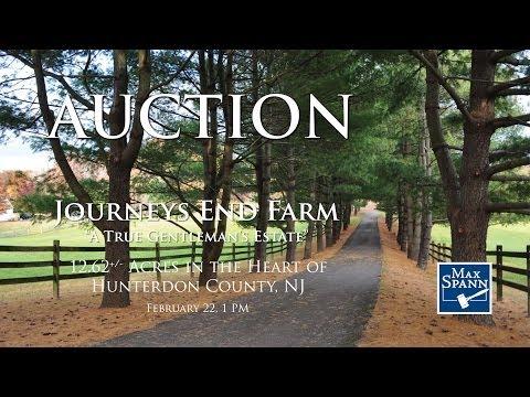 Auction: Journeys End Farm