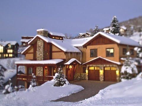 Stunning Ski Getaway