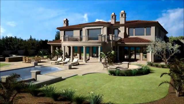 Mediterranean Style Oceanfront
