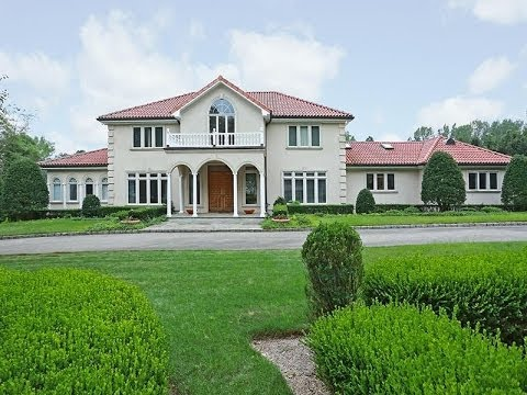 Expansive Mediterranean-Style Home