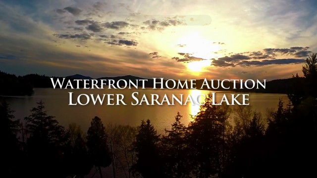 Waterfront Luxury Home Auctions