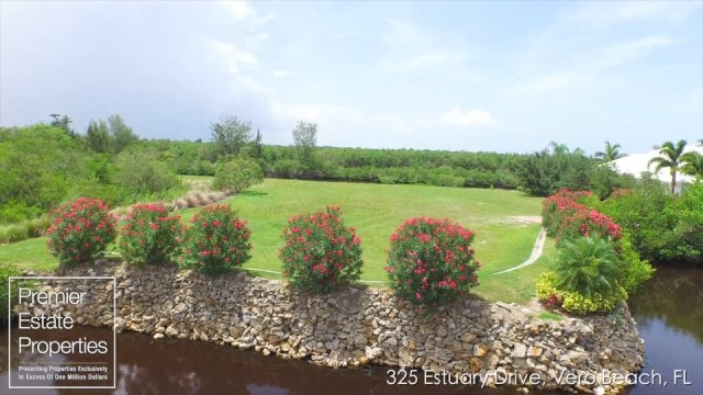 Exceptional Lot In The Estuary