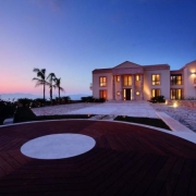 Estate with Helicopter Pad