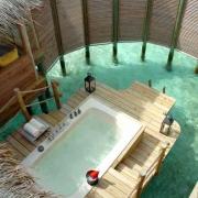 Outdoor Resort Bathroom