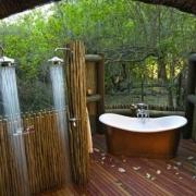 Outdoor Bath-House