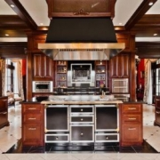A Kitchen Fit for a Chef