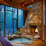 Hot-tub Room