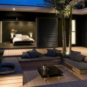 Open Bedroom Concept