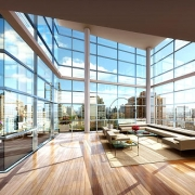 Open Room with Stunning Views