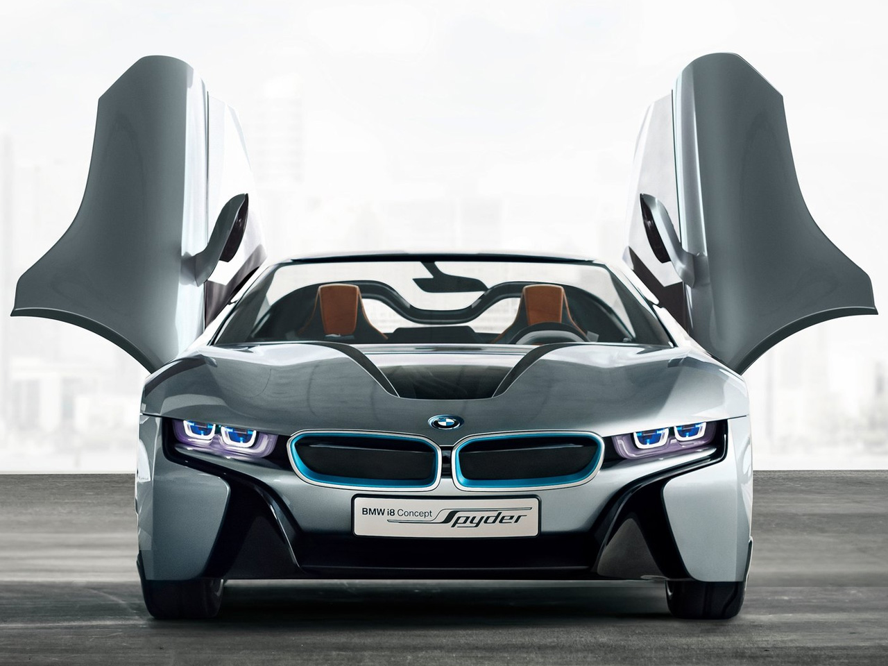 Bmw I8 Interior Features Wallpaper Wallpapers Quality