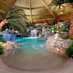 25 Incredible Private Indoor Pools You Won't Believe Exist