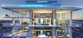 Miami Beach Penthouse Lists for $33 Million