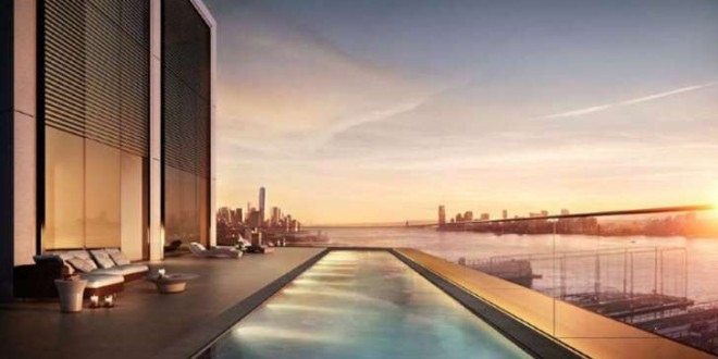 7 Jaw-Dropping Homes In New York City With Private Pools