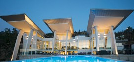 Chic Modern on Okanagan Lake