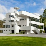 Lavish Modernist Villa in Belgium – $10 Million