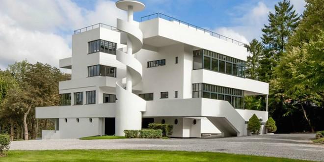 Lavish Modernist Villa in Belgium – $10 Million