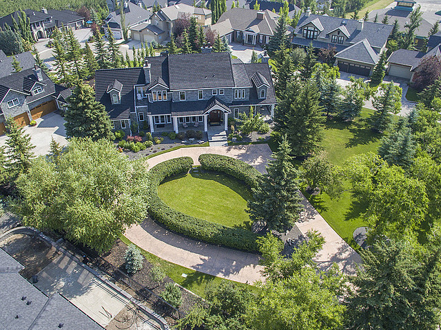 $12.25 Million Manor Sets Six-Year Calgary Real Estate Record