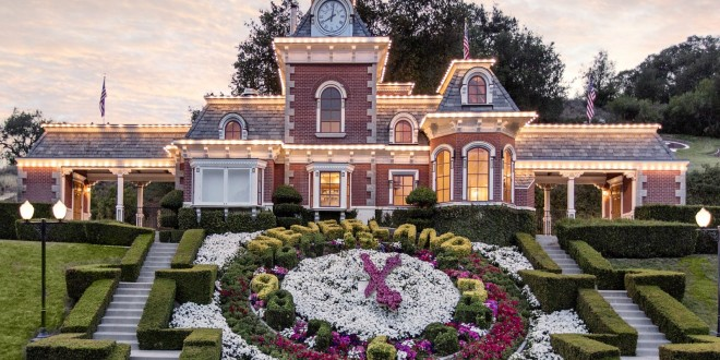 Michael Jackson's Neverland Ranch – $100 Million