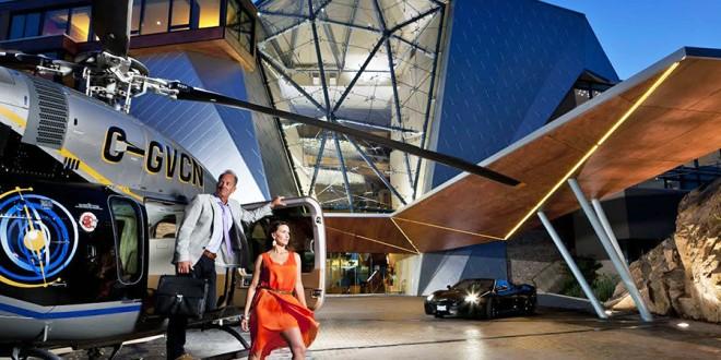 Sparkling Hill – North America's New Leading Luxury Health Resort