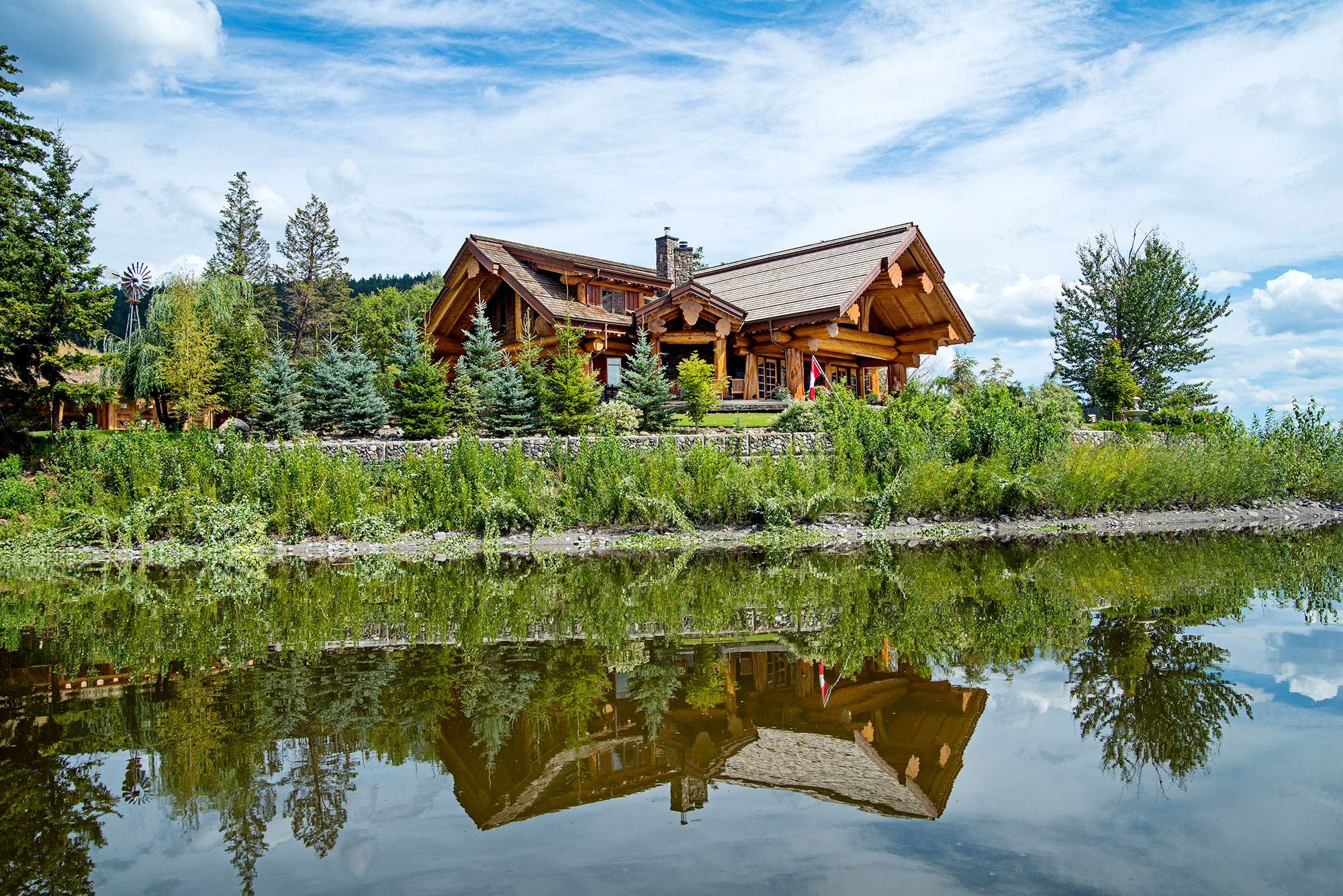 Timber King 39 S Log Home Masterpiece