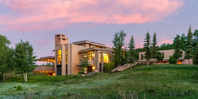 Stunning Mountain Home in Eagle Pines