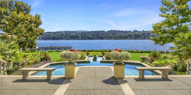 Magnificent Mercer Island Estate