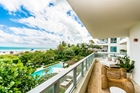 Oceanfront Condo in South of 5th Street, South Beach
