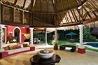 Casa Shanti Mar, Exuberant  Ocean Front Romantic Mansion