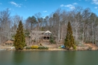 Chic Lakefront Home on 2 Acres