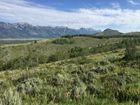Sweeping Grand Teton Views in Gros Ventre North