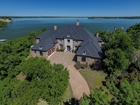 Secluded 2 acre Luxury Lakefront Home in Fort Worth For Sale!