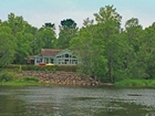 --SOLD- One-Owner Ranch on 4 Scenic Waterfront Acres