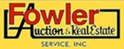 Fowler Auction & Real Estate Services Inc.