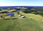 NORTHEAST TEXAS RANCH FOR SALE WITH YEAR ROUND SPRINGS