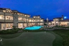 Architectural Masterpiece - Tuscan Estate Sitting On 72 Rolling Acres