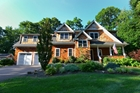 Beautifully Landscaped Shingle Style with Custom Details
