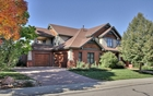 Custom Craftsman Masterpiece with Over 7,000 SF on Premium Site Backing to Golf Course - SOLD
