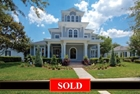 Golf Front Estate in Celebration - SOLD