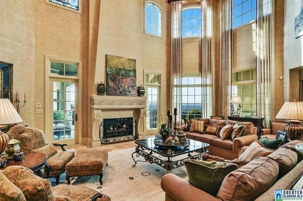Luxury Homes Details For 1015 Greystone Crest