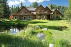 Superb Owl Creek Mountain Estate - SOLD