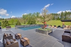 Luxurious Ultra Modern Style Estate on 10 Acres of Private Land