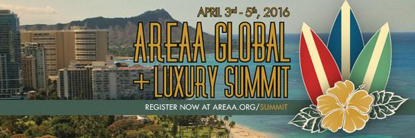 AREAA's Global and Luxury Summit 2016