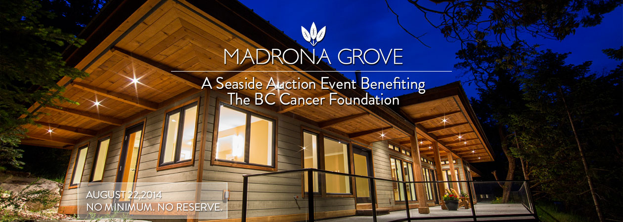 BC Cancer Agency Charity Luxury Auction