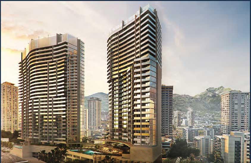 A Second Release Of The Ritz Carlton Residences Waikiki