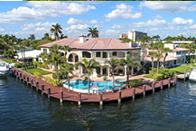 Luxury Waterfront Estate florida