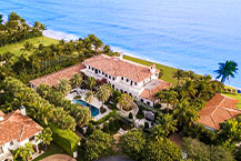 Palm Beach, Florida Luxury Home Auction