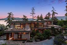 Saanich, British Columbia luxury Home