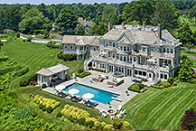 Nantucket Style Estate- 5 Hedley Farms Road, Westport (Greens Farms), CT  06880