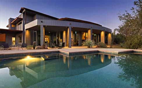 Flower Scottsdale, Arizona luxury homes